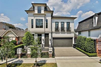 River Oaks Single Family Home For Sale: 2226 Avalon Place
