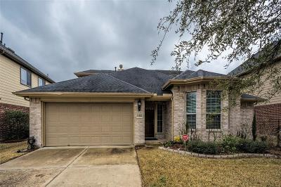 Pearland Single Family Home For Sale: 12806 Quail Creek Drive