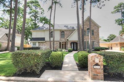 Spring Single Family Home For Sale: 9610 Godstone Lane