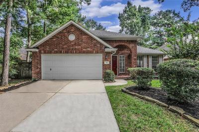 The Woodlands Single Family Home For Sale: 18 Cypress Bayou Court