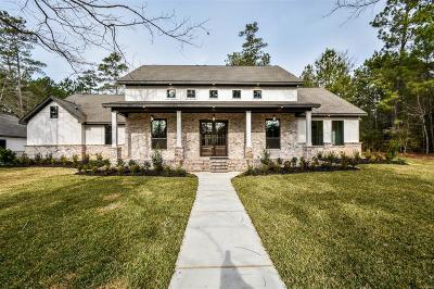 Walker County Single Family Home For Sale: 133 Dedication Trail