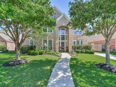Katy Single Family Home For Sale: 26630 Boulder Cove Court