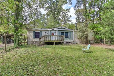 Willis Single Family Home For Sale: 5685 Bee Creek Drive