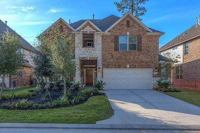 Tomball Single Family Home For Sale: 67 E Wading Pond Circle