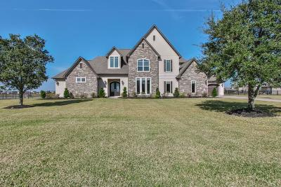 Katy Single Family Home For Sale: 26706 Outback Drive
