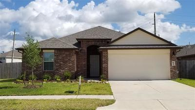 Manvel Single Family Home For Sale: 49 Palm Grove Drive