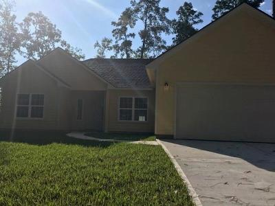 Conroe Single Family Home For Sale: 10880 Royal Pines