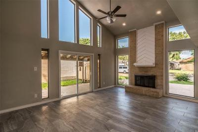 Houston Single Family Home For Sale: 10811 Kirktown Drive