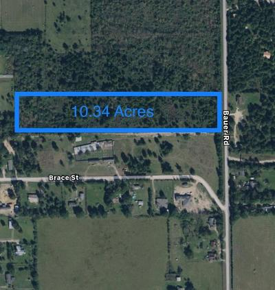 Hockley Residential Lots & Land For Sale: Bauer Road