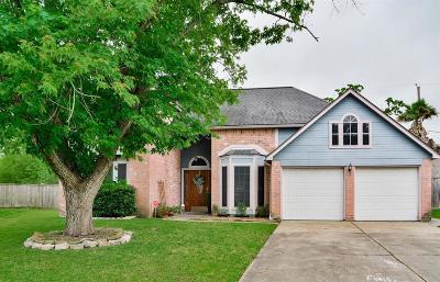 Seabrook Single Family Home For Sale: 4514 Coronado