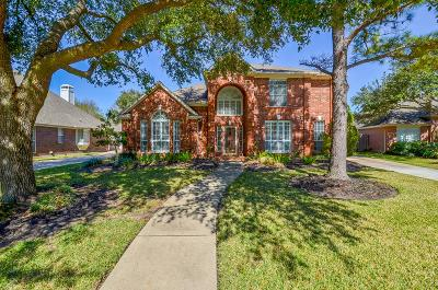 Houston Single Family Home For Sale: 17010 Calm Lagoon