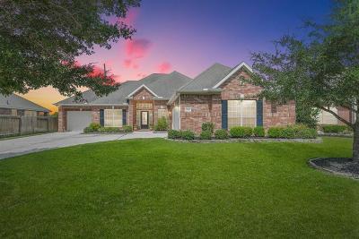 Cypress Single Family Home For Sale: 27323 Saxon Meadow Lane