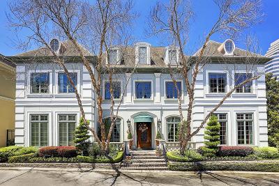 Houston Single Family Home For Sale: 1 Exbury Way