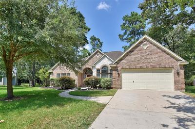 Magnolia Single Family Home For Sale: 22710 Coriander Drive