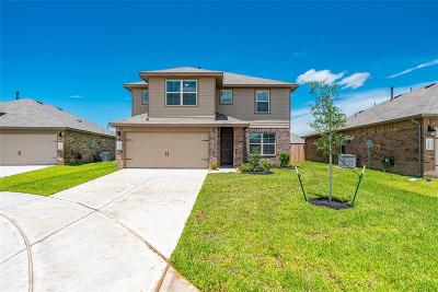 Katy TX Single Family Home For Sale: $269,990