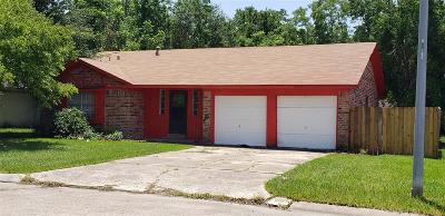 Baytown Single Family Home For Sale: 601 Northbend Drive