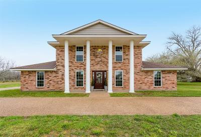 Simonton Single Family Home For Sale: 37030 Cougar Drive