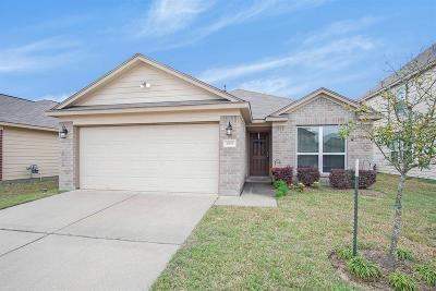 Katy Single Family Home For Sale: 3055 View Valley Trail