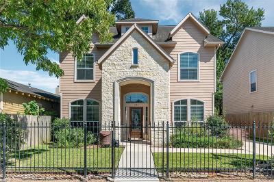 Houston Single Family Home For Sale: 1332 Dorothy Street