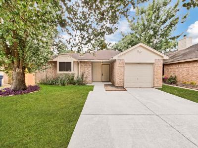Spring Single Family Home For Sale: 2606 Spring Dusk Lane