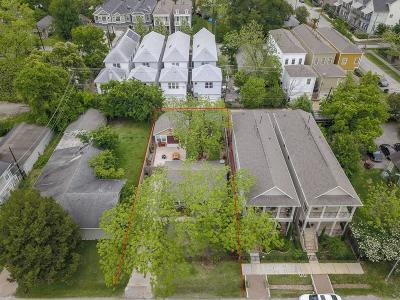 Houston Single Family Home For Sale: 713 E 26th Street