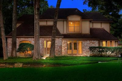 The Woodlands Single Family Home For Sale: 73 Towering Pines Drive