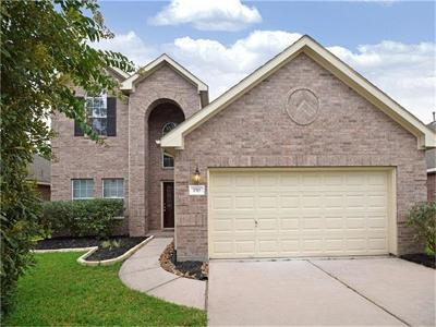 The Woodlands Single Family Home For Sale: 150 S Star Ridge Circle