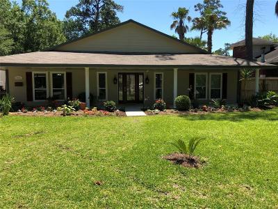 Dickinson Single Family Home For Sale: 1016 Pin Oak Drive