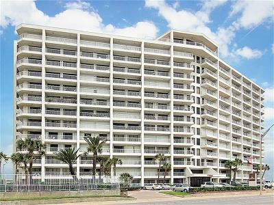 Galveston Mid/High-Rise For Sale: 7700 Seawall Boulevard #304