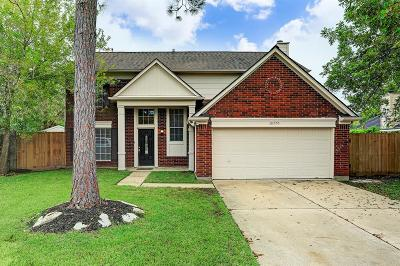 Pearland Single Family Home For Sale: 3905 Spring Crest Court