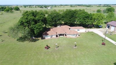 Waller Single Family Home Pending: 13480 Fm 362 Road W