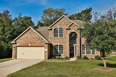 Conroe Single Family Home For Sale: 3515 Oak Landing