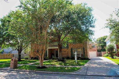 Seabrook Single Family Home For Sale: 2509 Lakeside Drive