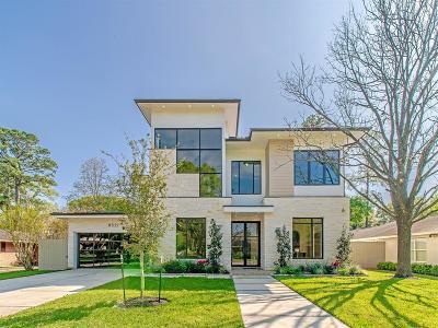 Houston Single Family Home For Sale: 8521 Merlin Drive