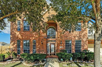 Pearland Single Family Home For Sale: 1011 Vatican Court