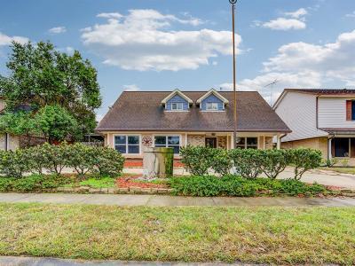 Deer Park Single Family Home For Sale: 3429 Pine Lane