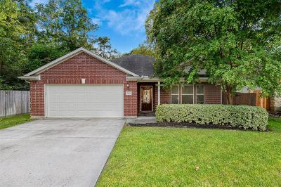 Montgomery Single Family Home For Sale: 13301 Northshore Drive