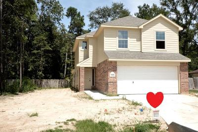 Willis Single Family Home For Sale: 9008 E Buffalo Circle
