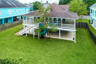Clear Lake Shores Single Family Home For Sale: 631 Oak Road