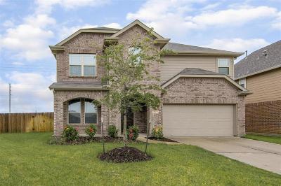 Deer Park Single Family Home For Sale: 3805 Penny Lane