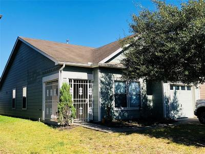 Humble Single Family Home For Sale: 8139 Chancewood Lane
