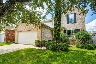 Pearland Single Family Home For Sale: 2714 Hidden Bay Court