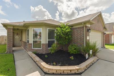 Rosenberg Single Family Home For Sale: 3223 Keystone Square Lane