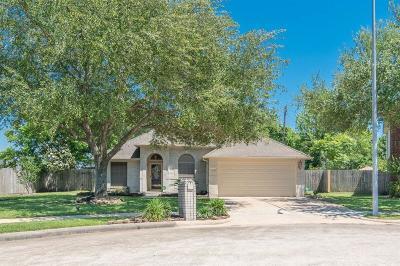 Pasadena Single Family Home For Sale: 5046 Sienna Heights Lane