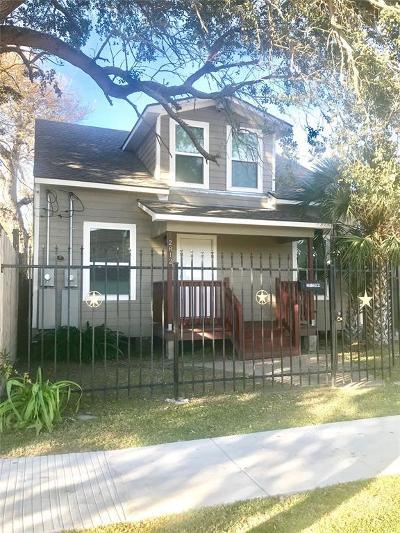 Galveston Rental For Rent: 2812 Avenue M #1