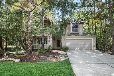 The Woodlands Single Family Home For Sale: 3 Shallow Pond Court