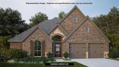 Kingwood Single Family Home For Sale: 3338 Dovetail Hollow Lane