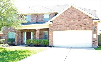Pearland Single Family Home For Sale: 12516 Short Springs Drive
