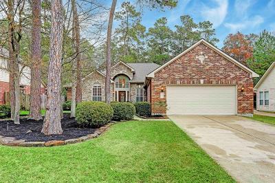 Conroe Single Family Home For Sale: 103 E Evangeline Oaks Circle