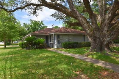 Bellaire Single Family Home For Sale: 5008 Maple